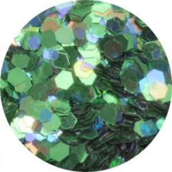 Třpytný prach Glitter Lime 14 g