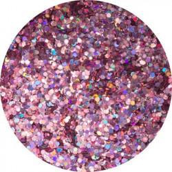 Třpytný prach Glitter Disco Pink 14 g