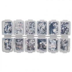 Silver Fun Box - 12 druhů