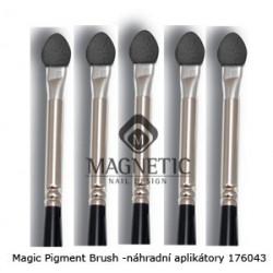 Magic Pigment Brush - náhr. aplikátor 5ks