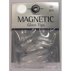Glass Tips 50 ks - vel. 1