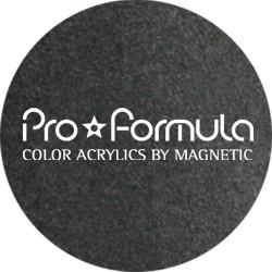 Jailhouse Black - akrylový color pudr Pro Formula 15g
