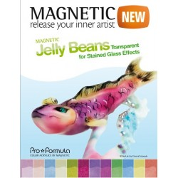 Jellybeans - akrylové pudry Pro Formula 12ks á 3g