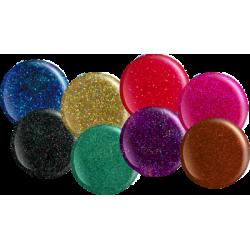 Festive Colors - akrylové pudry Pro Formula 8ks á 15g