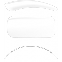 Ultra form Tips 50ks jedné velikosti - velikost č. 0