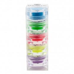 Magnetic Neon Pigments 5ks