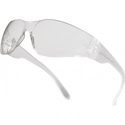 Ochranné čiré brýle z polykarbonátu