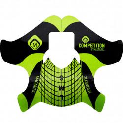 Competition šablony na nehty 250 ks