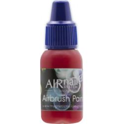 Airnails barva Red 10ml