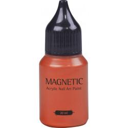 Iridescent Scarlet akrylová barva 20 ml