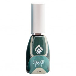 Soak Off Top Gel 15 ml