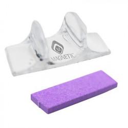Hygienic Buffer Pads Lilac Medium - 12ks