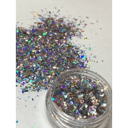 Crushed Metal Flakes 4