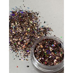 Crushed Metal Flakes 10