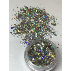 Crushed Metal Flakes 12