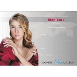 Kurz Manikúra Seduction by Magnetic