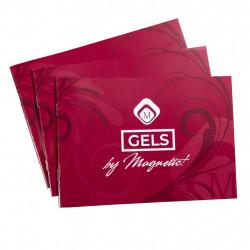 Manuál gelů Magnetic - anglický