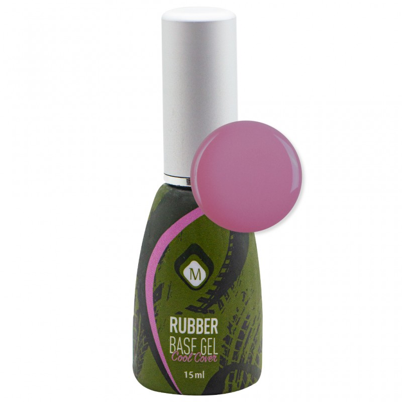 Rubber Base Gel Cool Cover 15ml