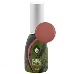 Rubber Base Gel Warm Cover 15ml